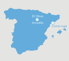 Hotel Balneario en La Rioja - Arnedillo  ::.::  Hotel Balneario en Playa Coma-ruga (Tarragona - Cataluña)