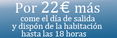 Oferta Late check-out 15�