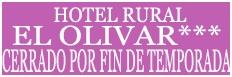 HOTEL RURAL EL OLIVAR