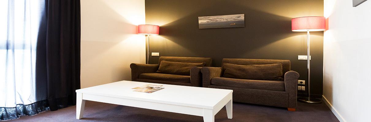 Imagen 0 Doble Salón con cama 2x2