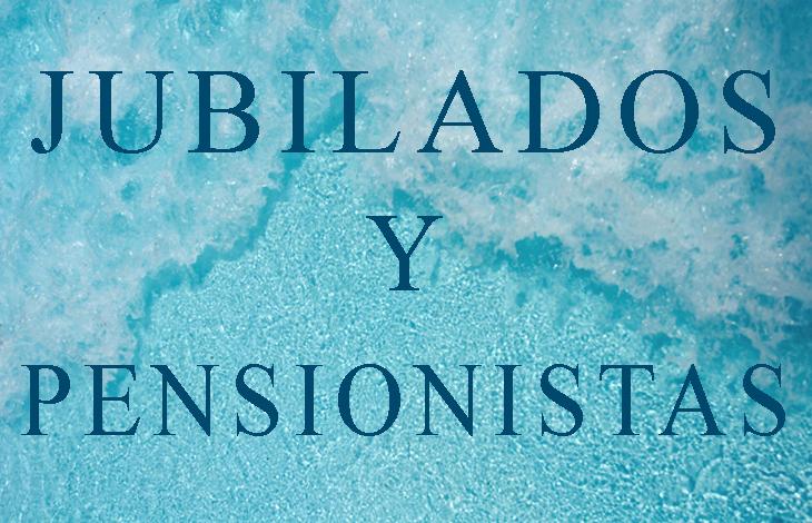 Oferta Jubilados y Pensionistas